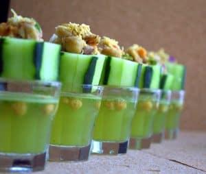 healthy panipuri