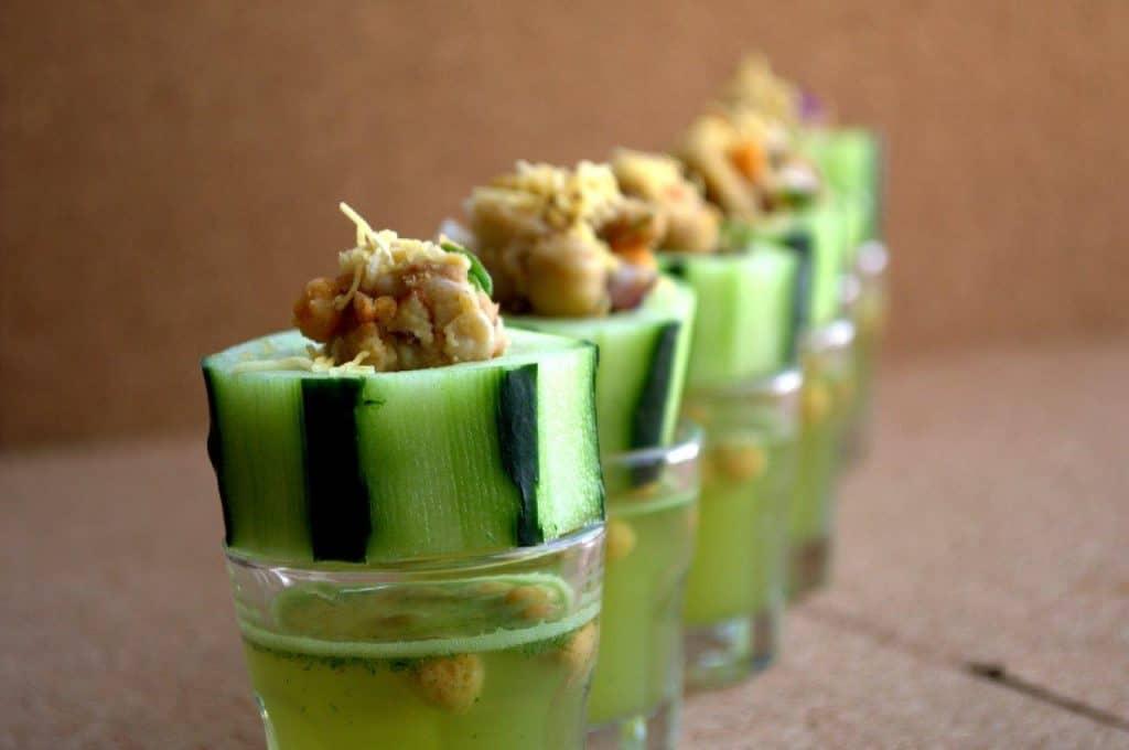cucumber panipuri
