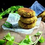 vegan fish cake