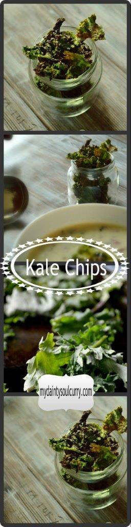 Kale Chips Pin