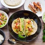 Mexican party recipes Taco