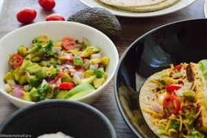 Mexican party recipes Pico