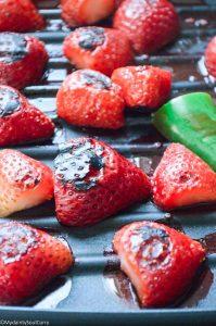 virgin strawberry margarita punch