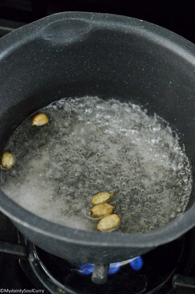 baked low-carb sugarfree malpua