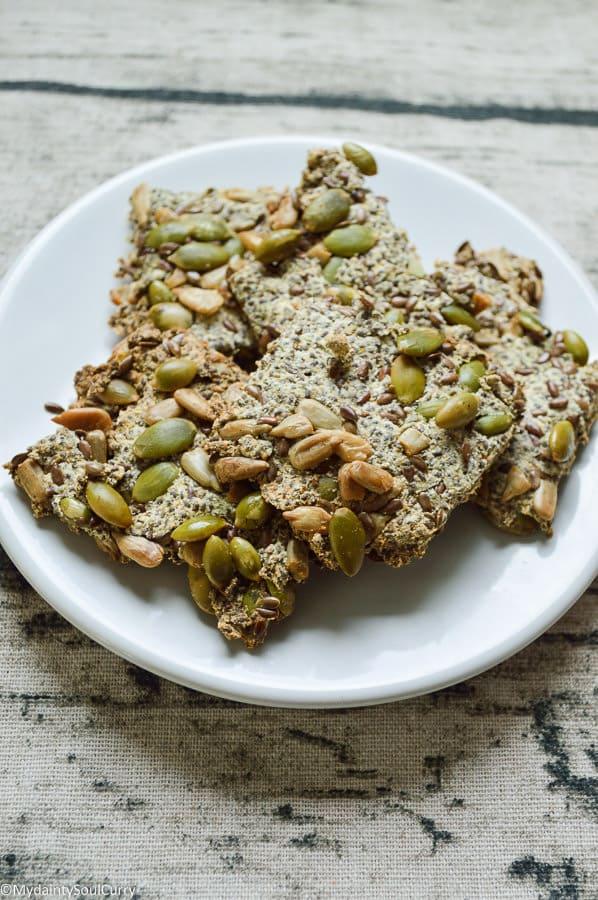 easy keto cracker