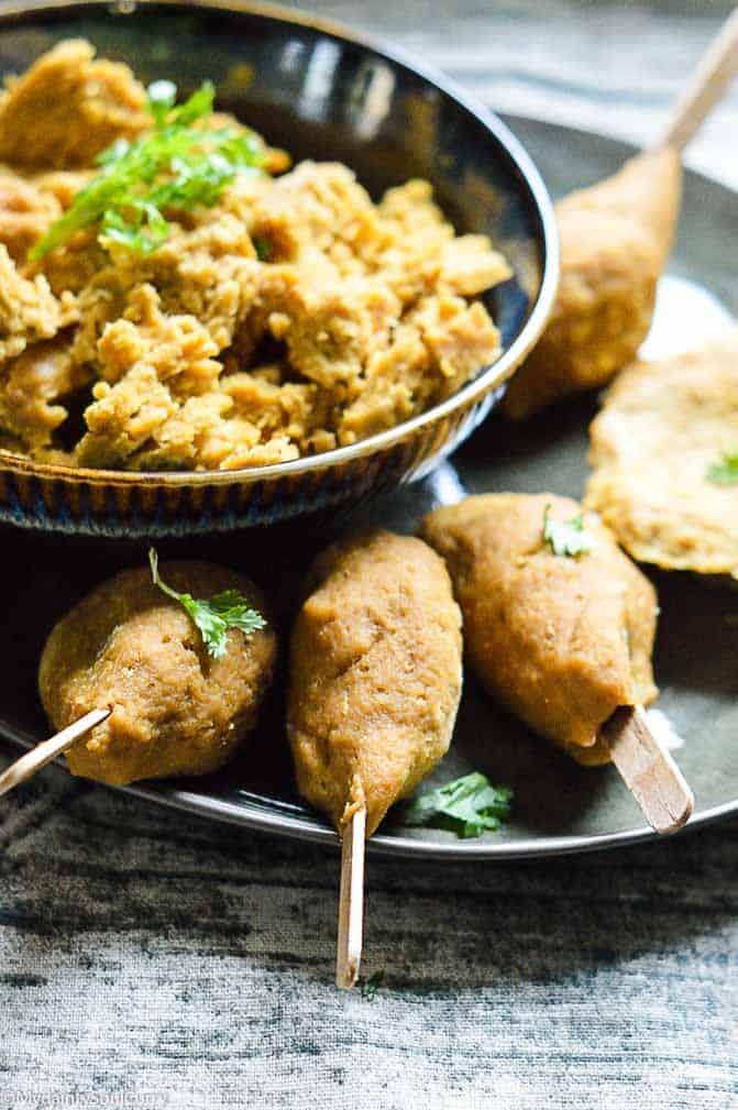 chicken seitan made in instant pot