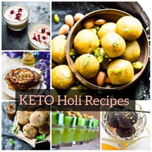 Top Keto Indian Recipes
