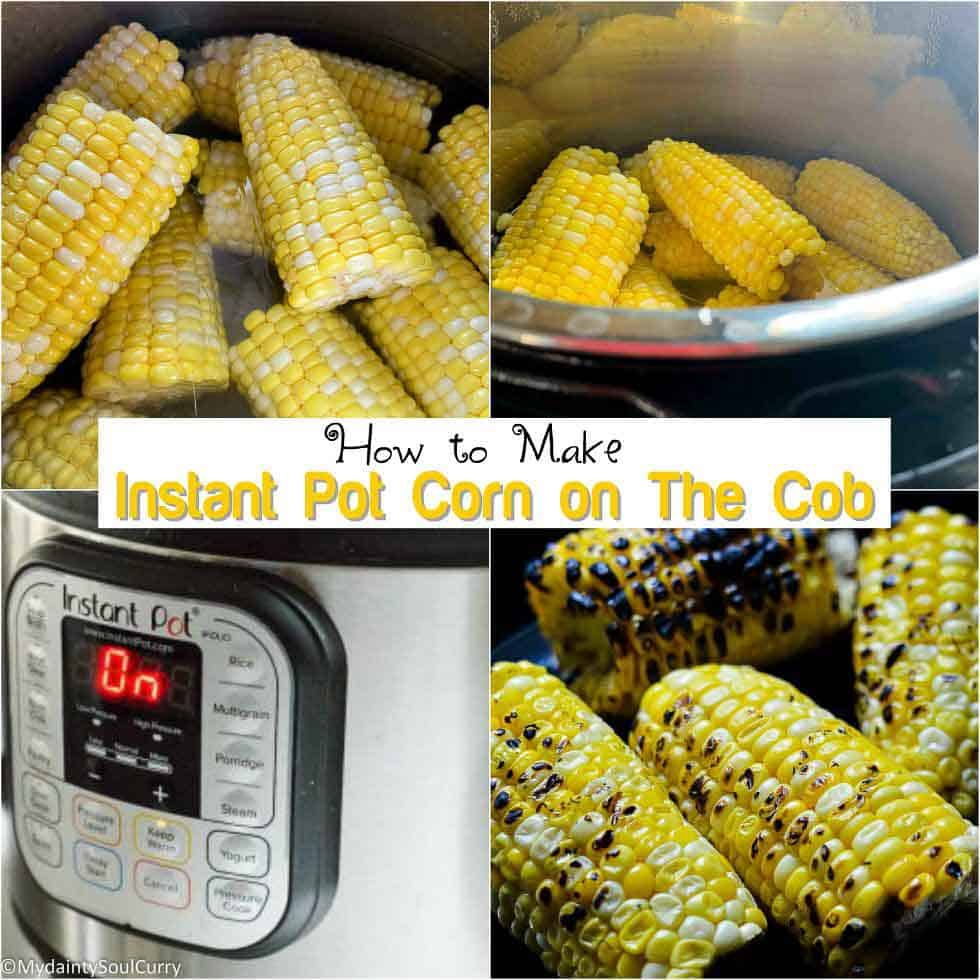 instant pot corn of the cob made easy