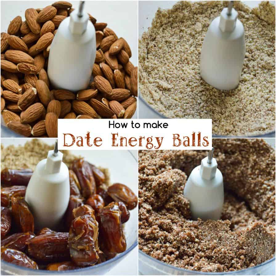 How to make energy balls