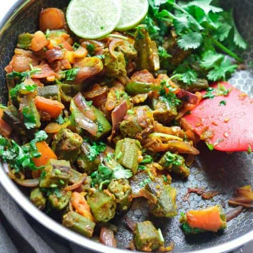 Indian Okra Curry
