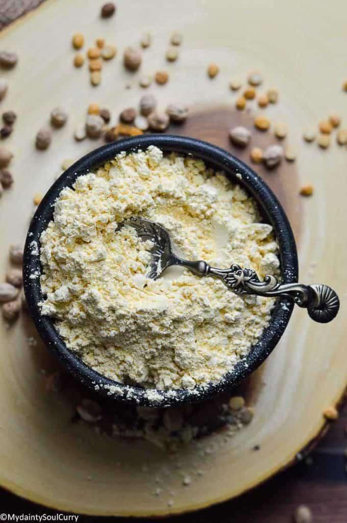 Easy Chickpea Flour