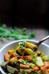 instant pot carrots and potatoes