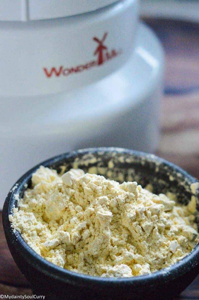Wondermill homemade flour