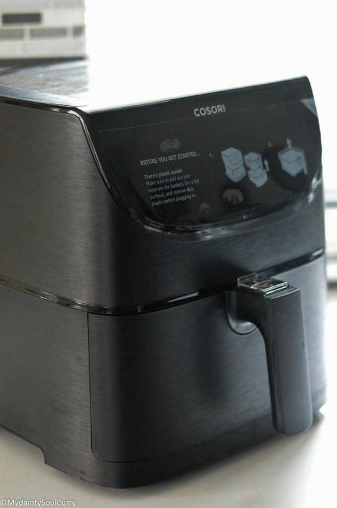 Cosori Wi-fi air fryer