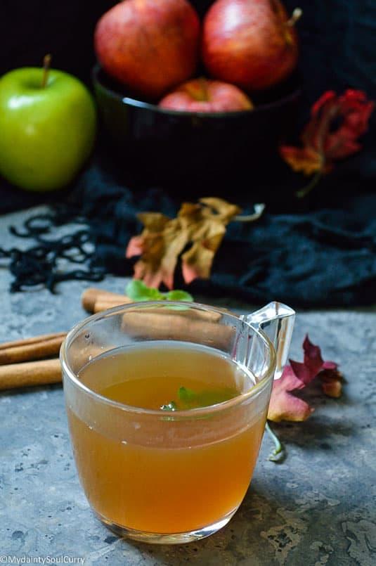 Holiday Apple Cider