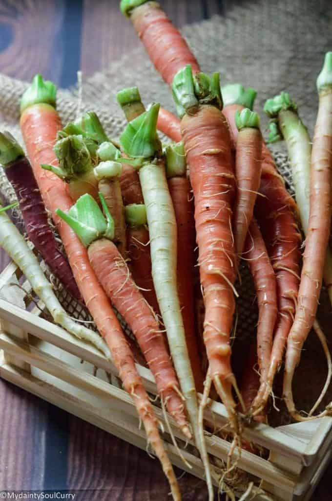 Why should you eat carrots