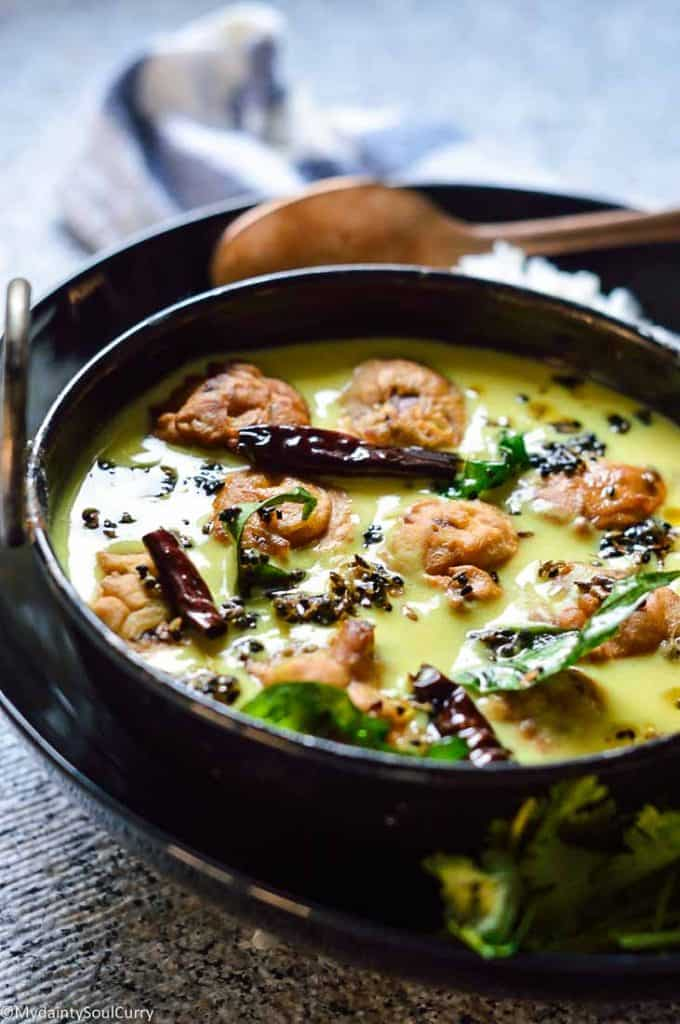 How to make Instant pot kadhi