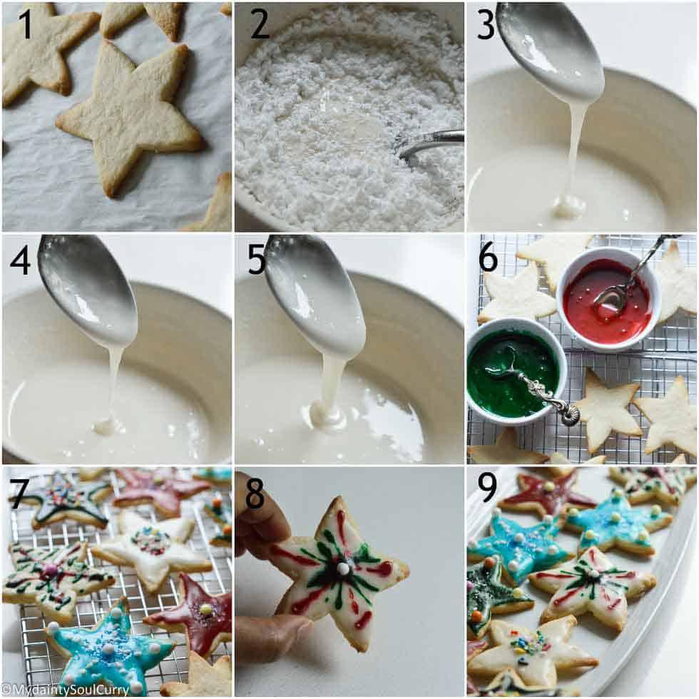 How to make keto royal icing