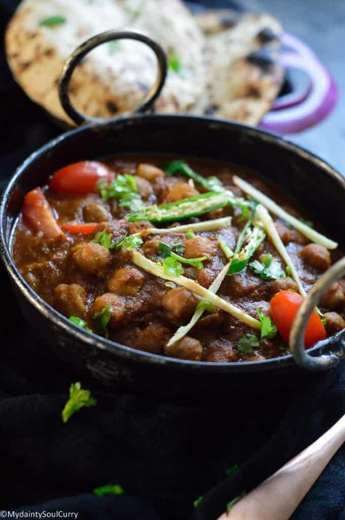 Recipe of Punjabi chana