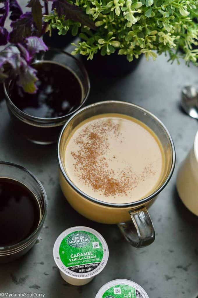 Easy Green Mountain Coffee K pods