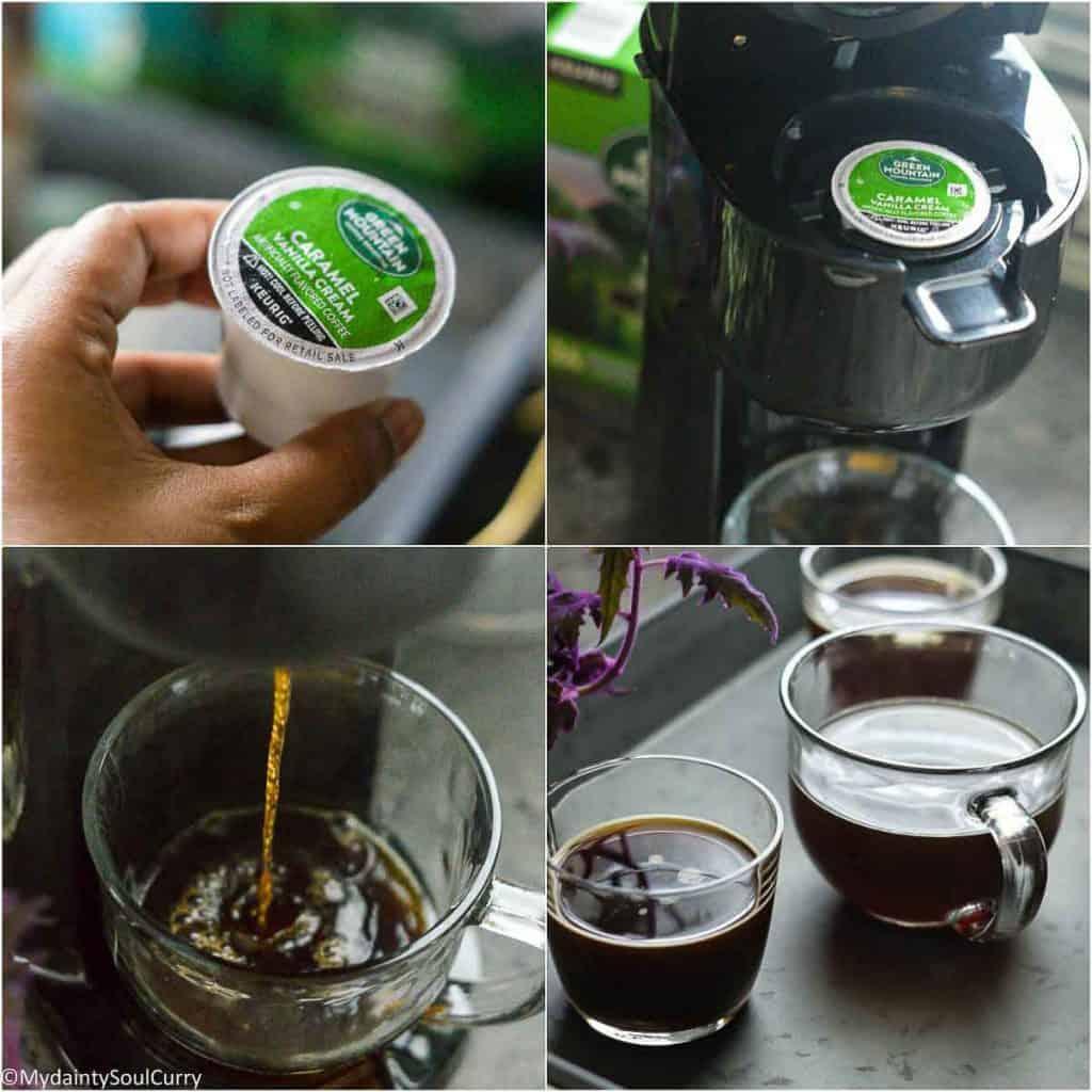 Easy brewing coffee by GMCR