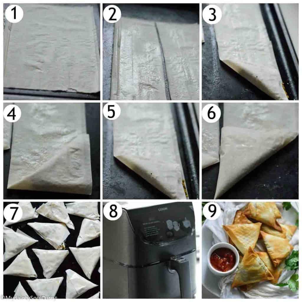 How to make samosa easily