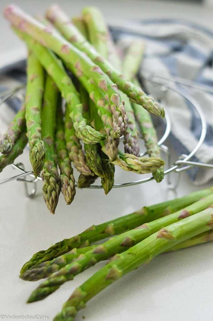 Best ways to cook asparagus in the instant pot