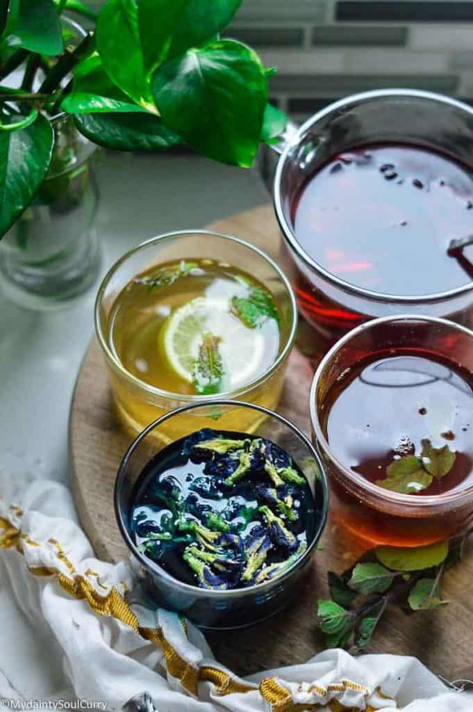 amazing immune booster tea blends
